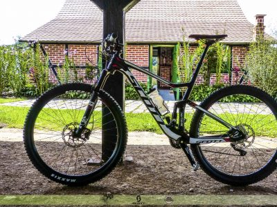 Mountain Bike – Descida Testo Alto – 77Km/h