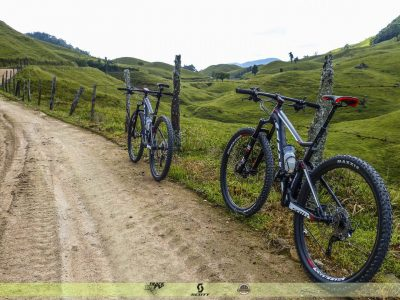 Mountain Bike – Descida do Morro do Saco