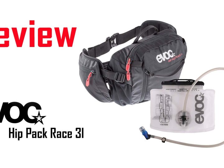 Review Evoc Hip Pack Race 3l